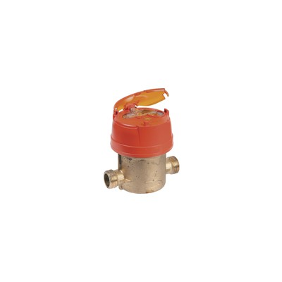 Hot water sub-meter 20/27 - ITRON : AQP15110WBR160ET