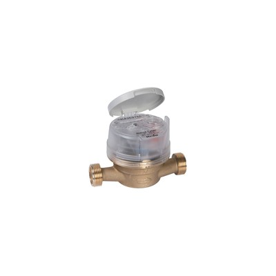 Compteur divisionnaire eau froide 20/27 - ITRON : 6UKB15Y110BR50LCBXN_FR