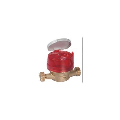 Compteur divisionnaire eau chaude 26/34 - ITRON : 6UWB20Y130CR50LBXN