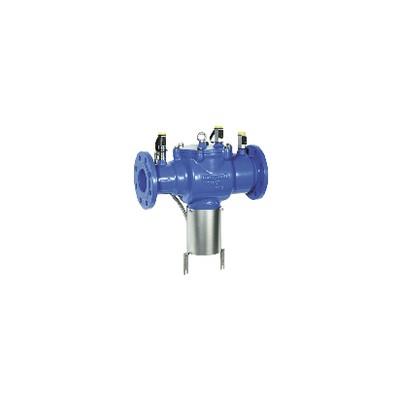 Desconector zona de presión reducida ba controlable con brida 80