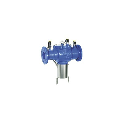 Desconector zona de presión reducida ba controlable con brida 100
