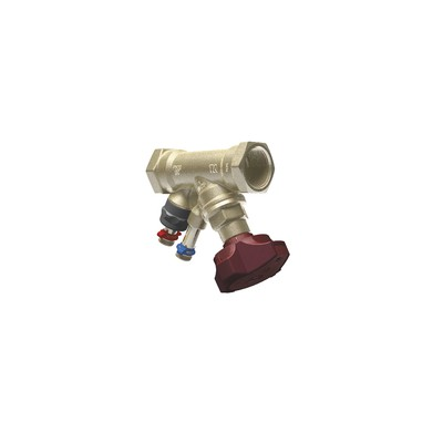 "STAD balancing valve threaded F 1 1/2"" - IMI HYDRONIC : 52151-040"