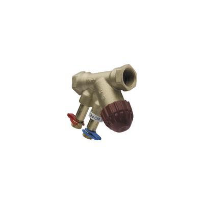 TBV-CM LF low flow valve 1/2 - IMI HYDRONIC : 52143-115