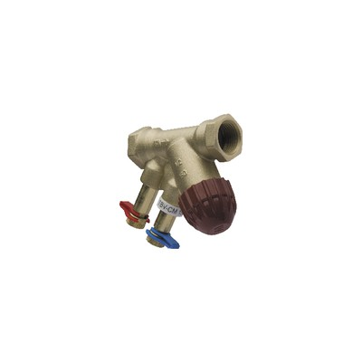 TBV-CM NF normal flow valve 1/2 - IMI HYDRONIC : 52144-115