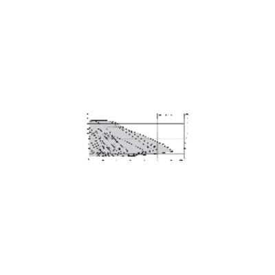 Filtro deshidratador compacto reversible