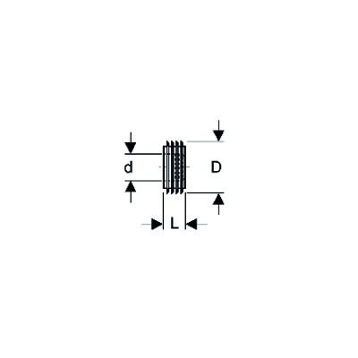 Pressostat préréglé 0,5/1,5b - DANFOSS : ACB-2UA520W