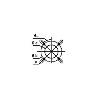 Quadro comando BRAHMA CM32 - BRAHMA : 30282335