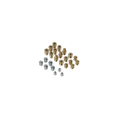 Anschluss-Set Anschluss-Set für Thermoelement - Zündbrenner und Gasregelblock