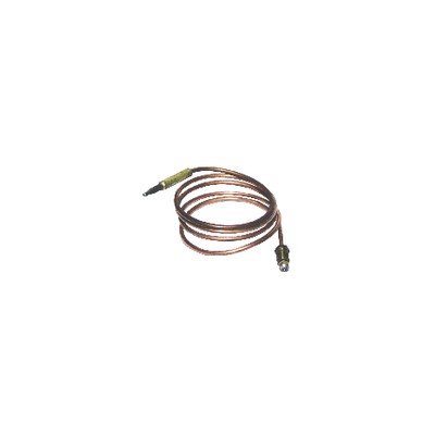 Thermocouple specific for catalytic heater