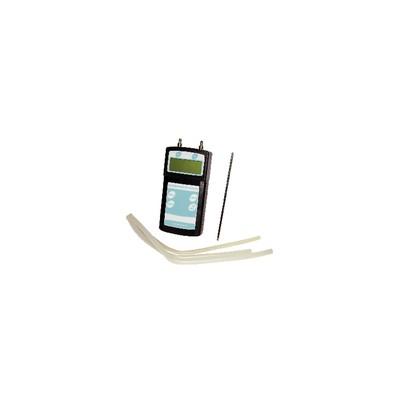 Manomètre différentiel digital  - TECNOCONTROL : MA202DG