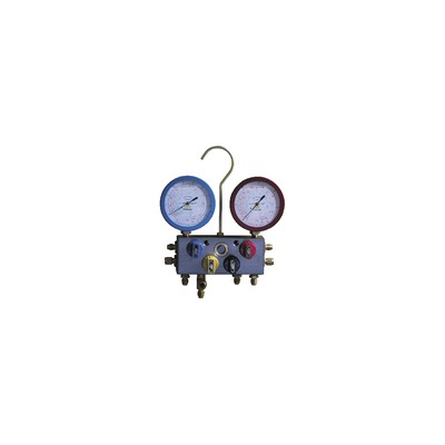 4-Way manifold AP - GALAXAIR : M804-BS-SA660-BE8