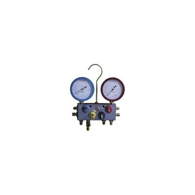 4-Way manifold AP CLIM - GALAXAIR : M804-BS-SA660-B-CN
