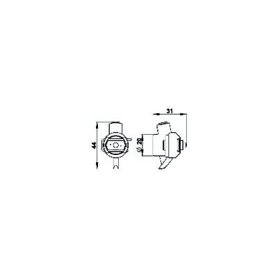 Pompe sanitaire 15/70-3 - COSMOGAS : 62301046
