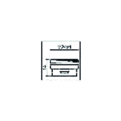 Acuastato limitador con bulbo y capilar EGO - BAXI : SRN520034