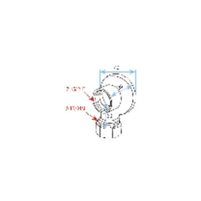 Kit di montaggio sonda change-over per rcc - SIEMENS : ARG86.3