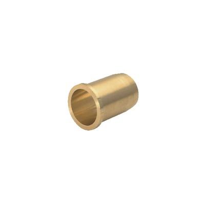 """Insert de renfort en laiton Ø1/4"""" 0.8mm  (X 20) - VULKAN LOKRING : 6,35 VH Ms 08-B20"""