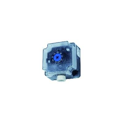Pressostat différentiel pour l'air 1,4 à 10 mb - JOHNSON CONTR.E : P233A-10-PHC