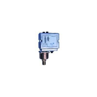 Steam and water pressure switch - JOHNSON CONTR.E : P48AAA-9140