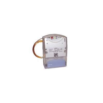 Termostato antigelo tutto o niente 3000 mm - 5/15°C - SIEMENS : QAF81.3