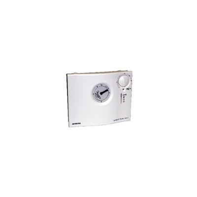 Programable analog thermostat - SIEMENS : RAV11.1