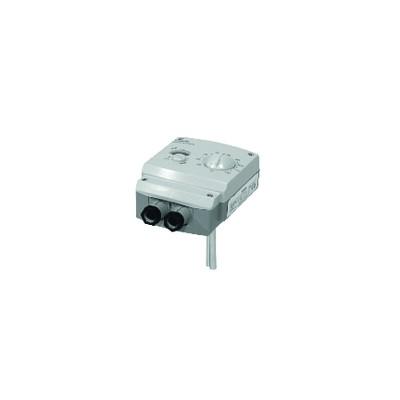 Thermostat réglage/sécurité 15...95°C/110°C - IP40 - SIEMENS : RAZ-ST.030FP-J