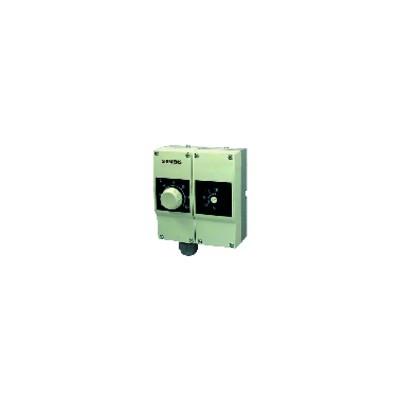 Termostato regolazione/limitatore doppio 15/.95°C IP40 - SIEMENS : RAZ-TW.1000P-J
