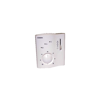 Termostato elettronico VC 2T TOR caldo freddo - SIEMENS : RCC10