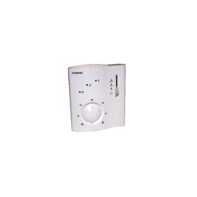 Termostatos electrónico VC 4T TOR caliente/frio - SIEMENS : RCC30