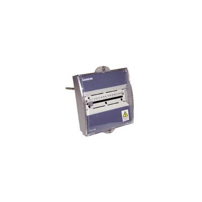 Régulateur température Synco™ 100 à plonge 3 pts - SIEMENS : RLE132