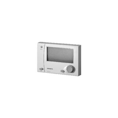 Appareil service/exploitation à distance Synco™ - SIEMENS : RMZ791