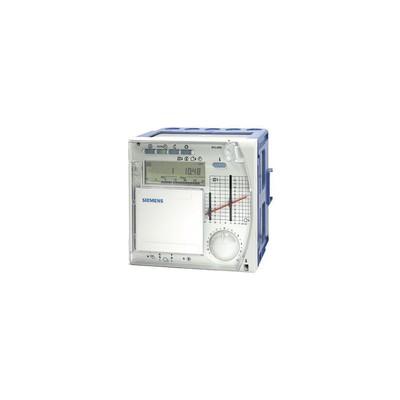 Régulateur chauffage SIGMAGYR 1 circuit CH, ECS & brûleur - SIEMENS : RVL481