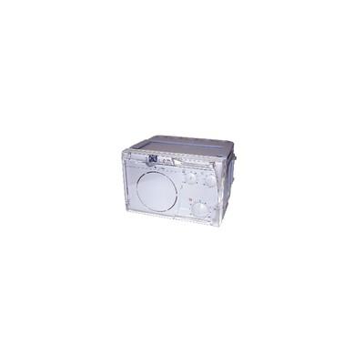 Régulateur chauffage analogique 1 circuit chauffage et ECS - SIEMENS : RVP211.0