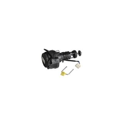 "Kit équipement radiateur 1/2"" droit - HONEYWELL ECC : VT3001DY015"