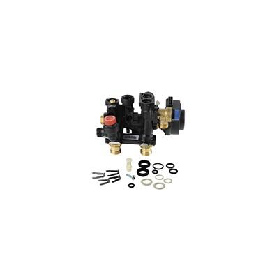 """Corpo termostatico a gomito doppia regolazione 3/8"""" - HONEYWELL ECC : V320ESLGB10"""
