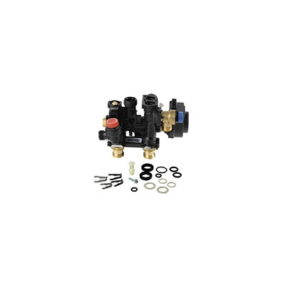 "Cuerpo termostático escuadra roscado, doble ajuste 3/8"" - HONEYWELL ECC : V320ESLGB10"