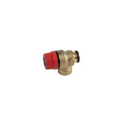 Válvula de seguridad 3bar - BAXI : SD00304