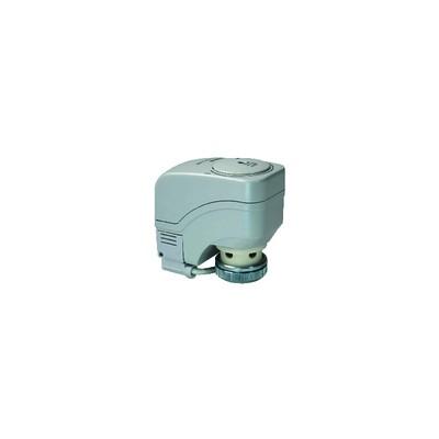 Servomoteur 200N 5,5mm 0..10V 24Vac/- 75s 1,5m - SIEMENS : SSB61