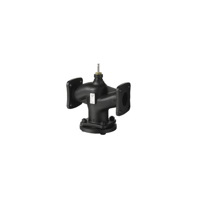 2-port valve, flanged, PN10, DN100, kvs 160 - SIEMENS : VVF32.100-160