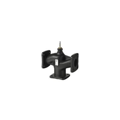 3-port valve, flanged, PN10, DN100, kvs 160 - SIEMENS : VXF32.100-160