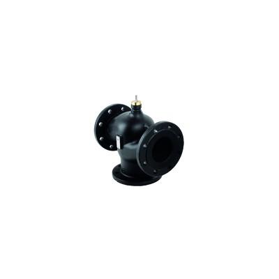 3-port valve, flanged, PN16, DN100, kvs 125 - SIEMENS : VXF42.100-125