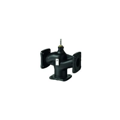 3-port valve, flanged, PN16, DN150, kvs 315 - SIEMENS : VXF42.150-315