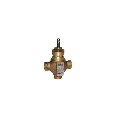 3 way seat valve- bronze - SIEMENS : VXG41.3201