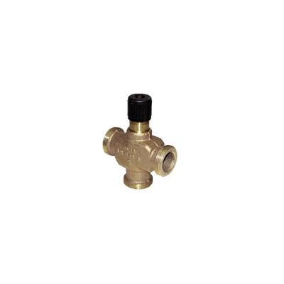 3-Wege-Ventil DN15 VXG44.15-4 Sitzventil 5,5Mm Pn16 3V Dn15 - SIEMENS: VXG44.15-4
