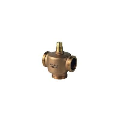 3 way valve dn32 vxg44.32-16 5,5mm pn16 3v dn32 - SIEMENS : VXG44.32-16