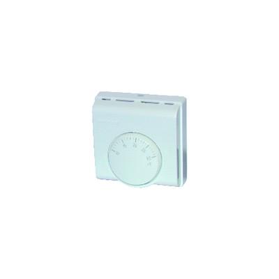 thermostat ambiance sélecteur été/hiver
