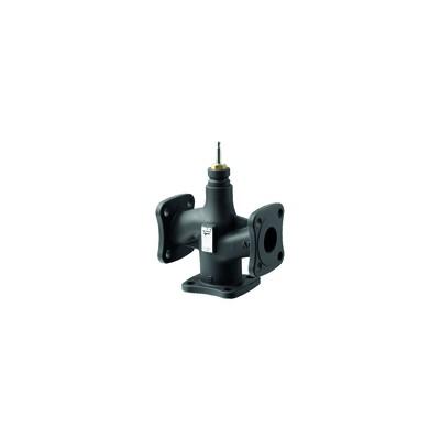 3-port seat valve, flanged, PN25, DN50, kvs 40 - SIEMENS : VXF53.50-40