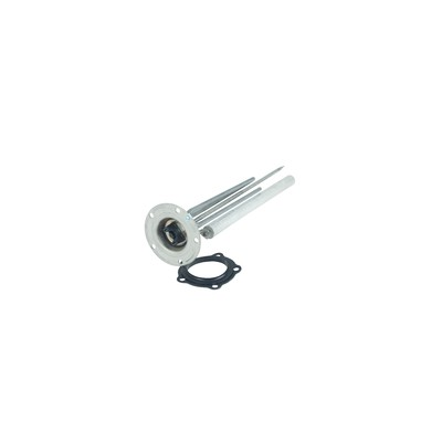 Fuel water air glycerin axial 0-4 bar ø63mm