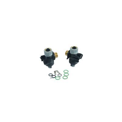 Turbine 2CDX A304 157X53 KB - EBARA : 251450007