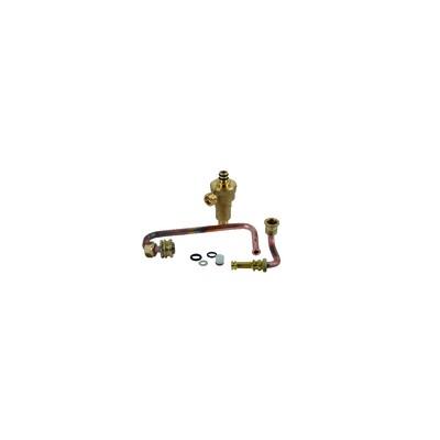 "Pompe immergée Aquason-306-M 5"" Inox  - SALMSON : 4104101"
