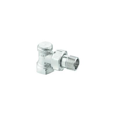 Water & air pressure gauge 0/10 bar ø63mm